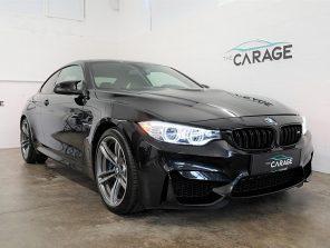 BMW M4 M-DKG Coupe Aut. *WENIG KM*HEADUP*SERVICE* bei unsere Fahrzeuge   The Carage in