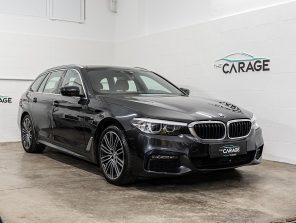 BMW 530d xDrive Touring Aut. *M-Sport*HEADUP*ASSISTENZEN*VOLLLEDER* bei unsere Fahrzeuge   The Carage in