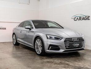 Audi A5 Coupé 3,0 TDI sport quattro S-tronic *VIRTUAL COCKPIT*GARANTIE*TEILLEDER* bei unsere Fahrzeuge   The Carage in