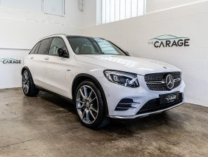 Mercedes-Benz GLC 43 AMG 4MATIC Aut.*1.BESITZ*LEASING*PANO*HUD* bei unsere Fahrzeuge   The Carage in