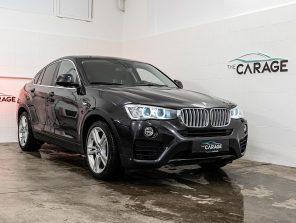 BMW X4 xDrive 35d Österreich-Paket Aut. *BESTPREIS* bei unsere Fahrzeuge   The Carage in