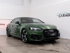 Audi RS5 Coupé 2,9 TFSI quattro Tiptronic *BESTPREIS Ö*HUD*ASSIST*LEDER*VIRTUAL COCKPIT*B&O* bei unsere Fahrzeuge | The Carage in