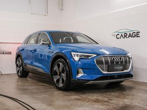 Audi e-tron 55 ELEKTRO quattro Advanced *EDITION ONE* avanced bei unsere Fahrzeuge | The Carage in
