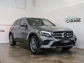 Mercedes-Benz GLC 250d 4MATIC Aut. *GARANTIE*AMG-LINE*AHK*KAMERA* bei unsere Fahrzeuge | The Carage in