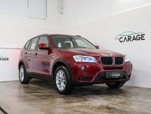 BMW X3 xDrive20d Ö-Paket Aut. *AK* bei unsere Fahrzeuge | The Carage in