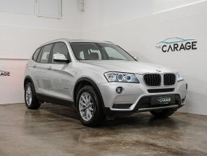BMW X3 xDrive20d Österreich-Paket Aut. bei unsere Fahrzeuge | The Carage in