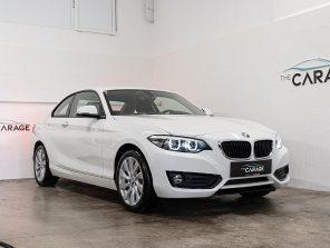 BMW 218d Coupé *LED*NAVI*SITZHEIZUNG* bei unsere Fahrzeuge | The Carage in