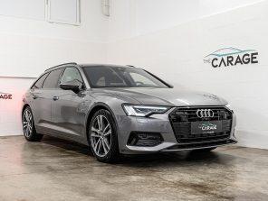 Audi A6 Avant 40 TDI sport S-tronic *S-LINE*MATRIX*360°CAM*SH* bei unsere Fahrzeuge | The Carage in