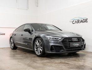 Audi A7 Sportback 50 TDI quattro tiptronic *S-LINE*GARANTIE* bei unsere Fahrzeuge | The Carage in