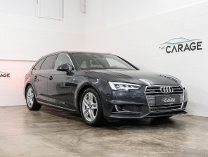Audi A4 Avant 3,0 TDI quattro Sport S-tronic *S-LINE*MATRIX*VC*AK*B&O* bei unsere Fahrzeuge | The Carage in