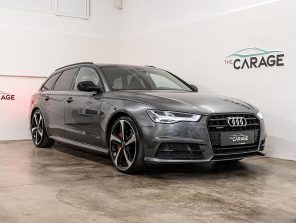 Audi A6 Avant 3,0 TDI Competition Quattro tiptronic *S-LINE*TOP-AUSSTATTUNG* bei unsere Fahrzeuge | The Carage in