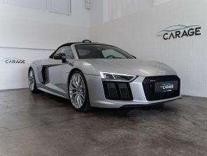 Audi R8 Spyder 5,2 V10 FSI quattro S-tronic *LIMITED EDITION 1/999* bei unsere Fahrzeuge   The Carage in