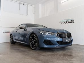 BMW M850i xDrive Aut. *INDIVIDUAL*HUD*360°*LASER* bei unsere Fahrzeuge | The Carage in