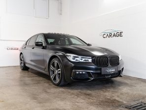 BMW 740d xDrive Aut. *INDIVIDUAL*VOLL*BLACK FIRE EDITION*CARBON CORE* bei unsere Fahrzeuge | The Carage in