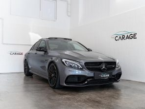 Mercedes-Benz C 63  AMG S *VOLLE HÜTTE*PERF SITZE*PANO*ASSISTENZ* bei unsere Fahrzeuge | The Carage in