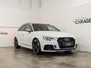 Audi RS3 SB 2,5 TFSI quattro S-tronic *PANO*MASSAGE*B&O*VC*WERKSGARANTIE* bei unsere Fahrzeuge | The Carage in
