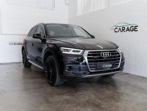 Audi Q5 2,0 TDI quattro design S-tronic *ASSISTENZ*LEDER*LED*360°KAMERA* bei unsere Fahrzeuge | The Carage in