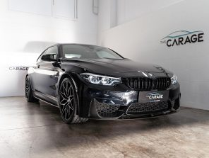 BMW M4 M-DKG COUPE *M PERFORMANCE*CARBON* bei unsere Fahrzeuge | The Carage in