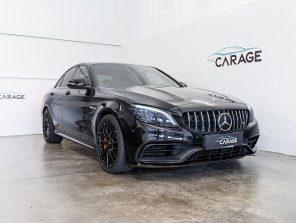 Mercedes-Benz C 63 S AMG *LEASING*KERAMIK*BURMESTER*PERFORMANCE SITZE*CARBON* bei unsere Fahrzeuge | The Carage in