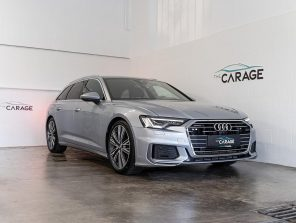 Audi A6 Avant 50 TDI quattro sport tiptronic *S-LINE*HUD*PANO*AHK*B&O* bei unsere Fahrzeuge | The Carage in