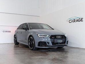 Audi RS3 SB 2,5 TFSI quattro S-tronic *KEIN OPF*SPORTSITZE*GARANTIE*MATRIX* bei unsere Fahrzeuge | The Carage in