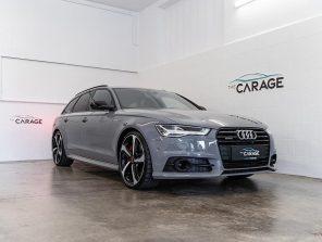 Audi A6 Avant 3,0 TDI Competition Quattro tiptronic *S-SPORTSITZE*PANO*BOSE*AHK*MATRIX* bei unsere Fahrzeuge | The Carage in