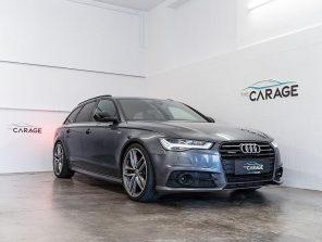 Audi A6 Avant 3,0 TDI Competition Quattro tiptronic *SPORTSITZE*S-LINE*PANO*LUFTFAHRWERK*HUD*BOSE* bei unsere Fahrzeuge | The Carage in