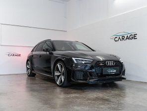 Audi RS4 Avant 2,0 TFSI quattro tiptronic *MATRIX*PANO*B&O*VICO*ASSIST* bei unsere Fahrzeuge   The Carage in