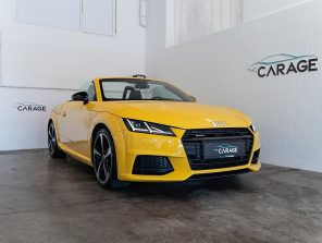 Audi TT Roadster 2,0 TFSI quattro S-tronic bei unsere Fahrzeuge | The Carage in