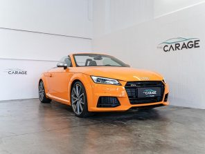 Audi TTS Roadster 2,0 TFSI quattro S-tronic bei unsere Fahrzeuge | The Carage in