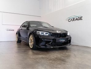 BMW M2 CS *KERAMIK*CARBON DACH*SHADOW*LIMITED* bei unsere Fahrzeuge | The Carage in