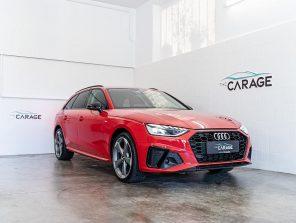 Audi A4 Avant 35 TDI S-line S-tronic *S-LINE*MATRIX* bei unsere Fahrzeuge | The Carage in