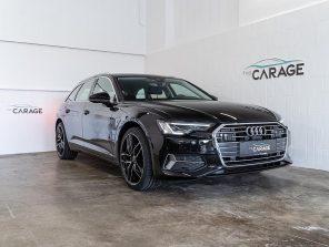 Audi A6 Avant 40 TDI sport Aut *RADAR*MATRIX*360CAM*LEASING* bei unsere Fahrzeuge | The Carage in
