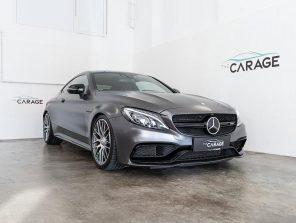 Mercedes-Benz C 63 AMG S Coupe Aut. *VOLLE HÜTTE*PERF SITZE*WERKSGARANTIE* bei unsere Fahrzeuge | The Carage in